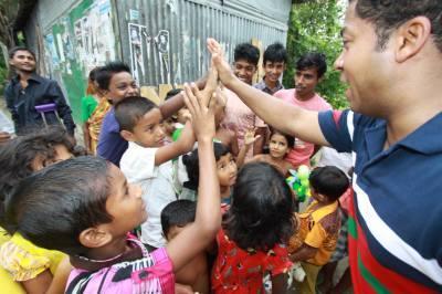 Layover: Dhaka