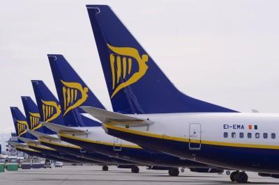 AKCIJA! 20 % popusta za 2 milijona Ryanair sedežev! Poletite v številne destinacije že od 7,99 eur!