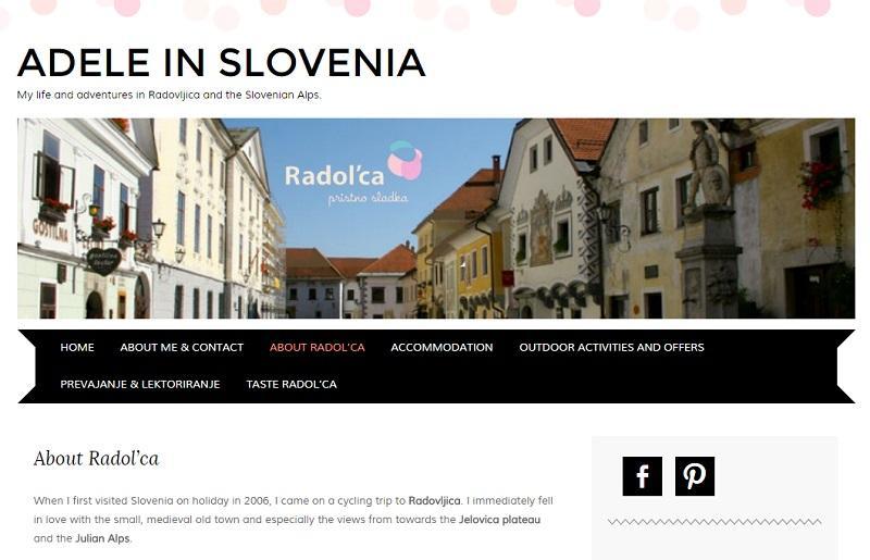 ANG-SLO BLOG: Adele in Slovenia
