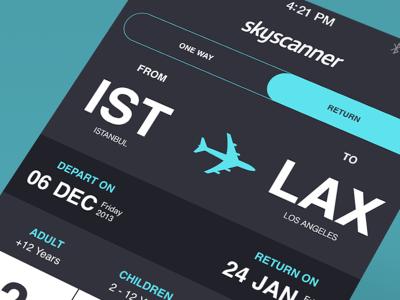 NE SPREGLEJTE: Kako do ugodnih letalskih kart z uporabo metaiskalnika SKYSCANNER