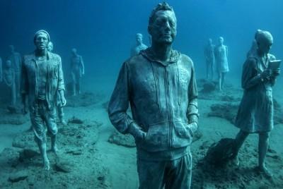 Prvi evropski podvodni muzej skulptur