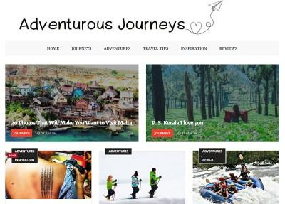 SLO/ANG BLOG: ADVENTUROUS JOURNEYS