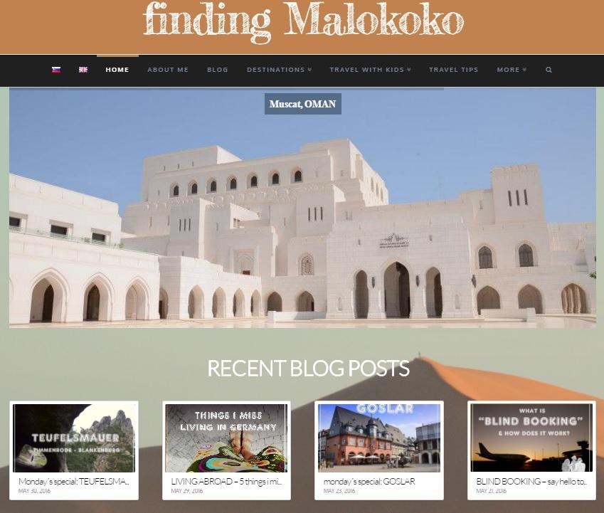 SLO/ANG BLOG: FINDING MALOKOKO