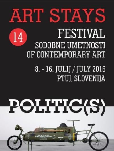 Na Ptuju se bo pričel 14. Festival Art Stays