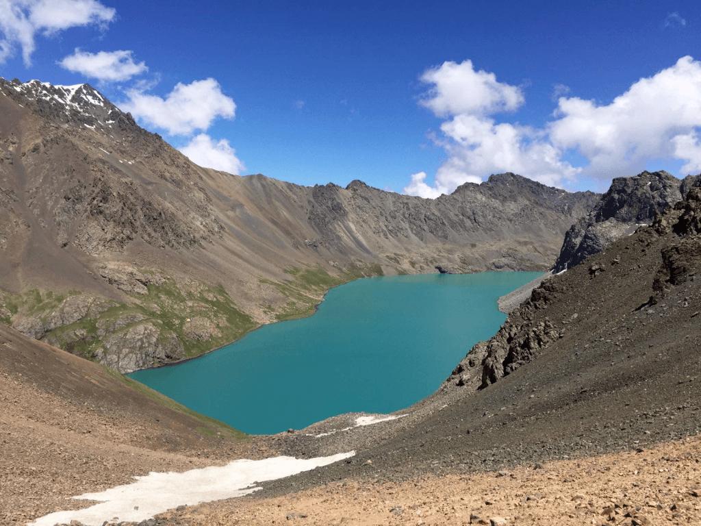 Neokrnjeni biser Kirgizije: jezero Ala kul