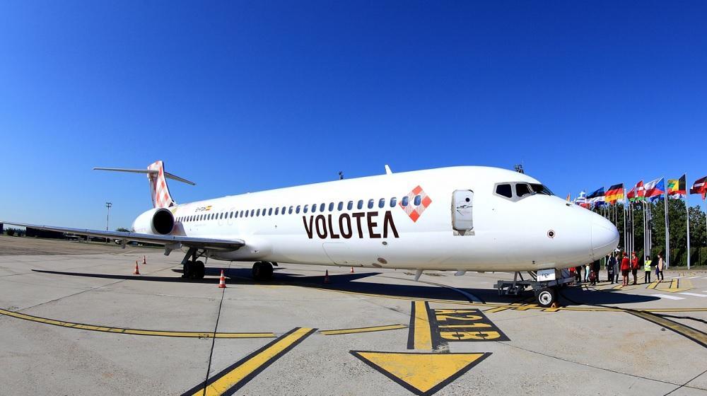 VOLOTEA PROMOCIJA! Enosmerne letalske karte za 5 eur v številne evropske destinacije!