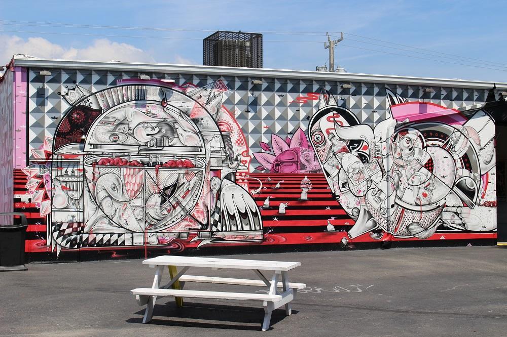 5  svetovnih mest z odličnimi grafiti/stenskimi poslikavami
