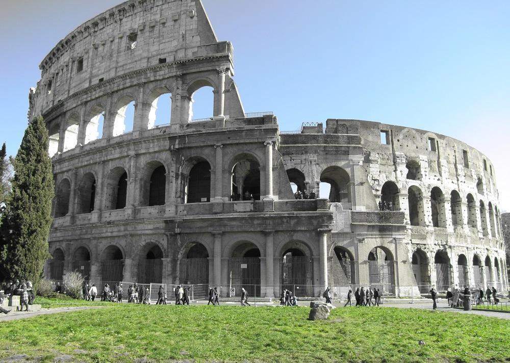 VALENTINOVO V RIMU! 4 nočitve v Rimu (letalo iz Trsta + prenočišče) že za 131 eur