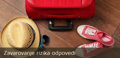 Ste vedeli, da tudi preko spleta rezervirano potovanje (letalsko karto, hotel, rentacar, križarjenje…) lahko zavarujete za primer odpovedi