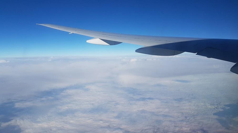 Najdaljši direktni potniški leti