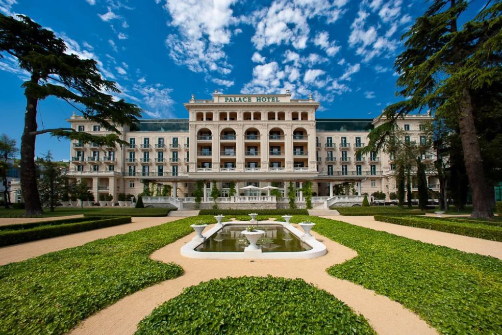 LAST MINUTE KEMPINSKI! 1 nočitev z zajtrkom v razkošnem hotelu Kempinski 5* že od 125 eur za 2 osebi