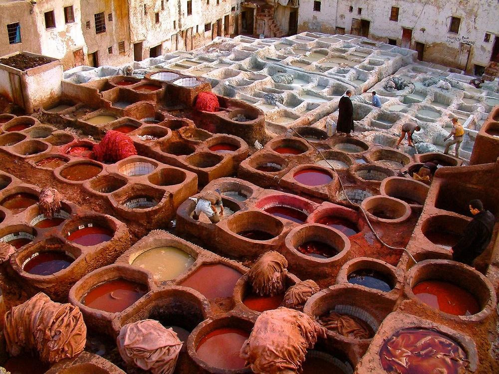 UGODNI POMLADNI MAROKO! 4 nočitve v Fezu (letalo iz Bergama + hotel), že za 89 eur na osebo