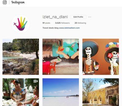 Najbolj popularne svetovne Instagram destinacije leta 2016