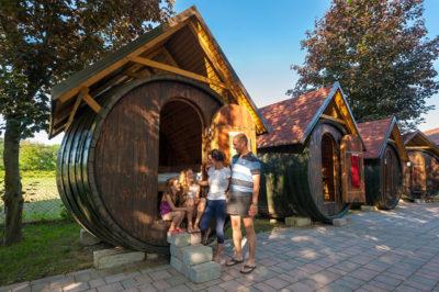 GLAMPING NA PTUJU! 2 nočitvi v kampu s 4* na Ptuju (polpenzion + bazen + savna) že za 109 eur!