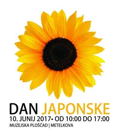 Ljubljana, sobota 10 junij 2017- Dan Japonske