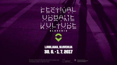 Ta vikend v Ljubljani…Brezplačni Festival urbane kulture