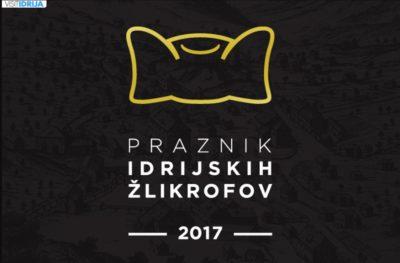 Sobota 26. avgust Praznik idrijskih žlikrofov